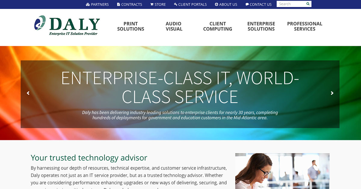 Daly Computers, Inc.